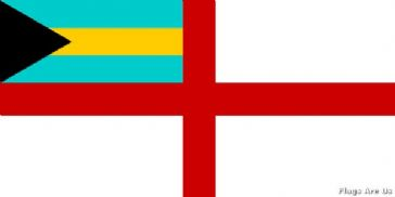 Bahamas Navy Ensign